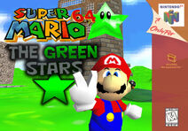 Super Mario 64 The Green Stars-01
