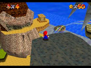 Super Donkey Kong 64 Island