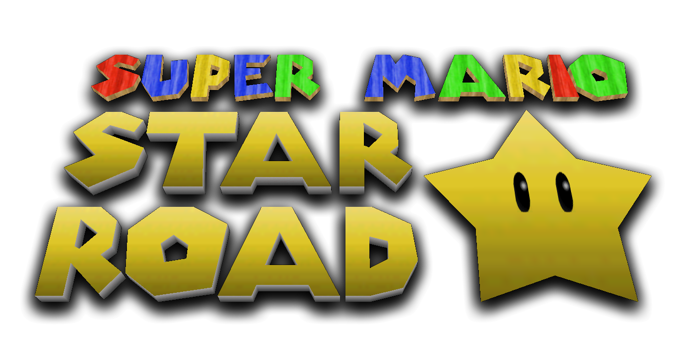 Super Mario Star Road | Super Mario 64 Hacks Wiki | FANDOM