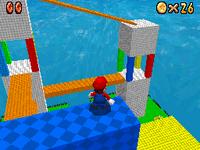 Excerpt From Super Mario 256 Course 1