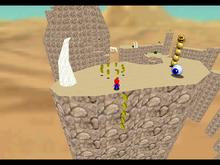 Perilous Cliffs Star 2