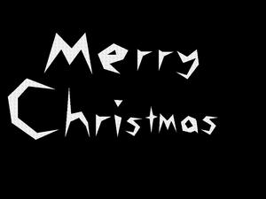 SM64 Christmas 2012 Title Screen