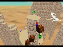 Perilous Cliffs Star 3