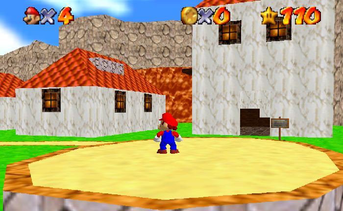 System of a Town | Super Mario 64 Hacks Wiki | FANDOM