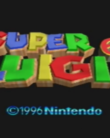 Super Luigi 64 Super Mario 64 Hacks Wiki Fandom