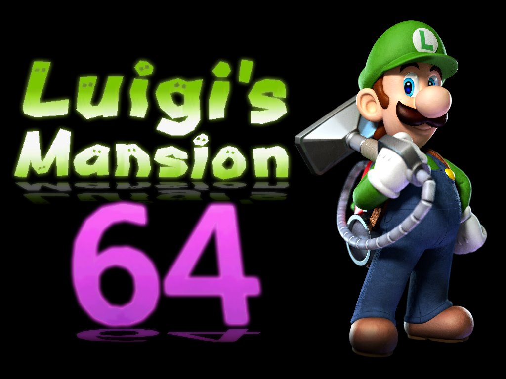Luigis Mansion Ds Super Mario Wiki The 6719885 Luigi Circuit Encyclopedia Categoryluigis 64 Hacks