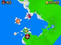 Noki Bay Map