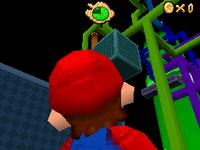 Excerpt From Super Mario 256 Course 4