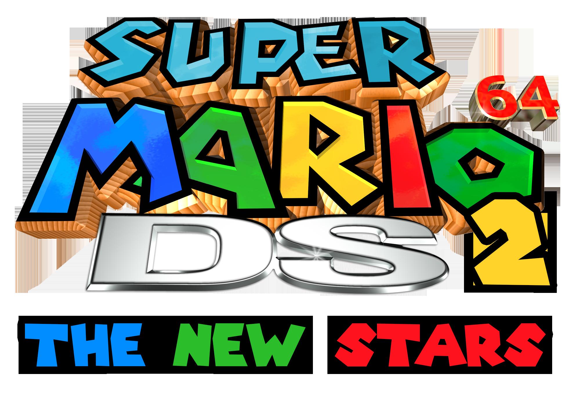 Super Mario 64 DS 2: The Next Journey | Super Mario 64 Hacks