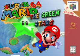 Super Mario 64 The Green Stars | Super Mario 64 Hacks Wiki