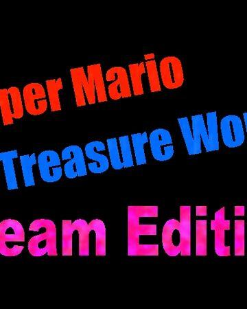 Super Mario Treasure World Dream Edition Super Mario 64