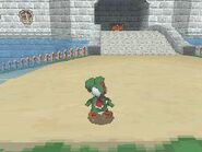 Bowser's Flood Castle 1
