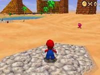 Excerpt From Super Mario 256 Course 3