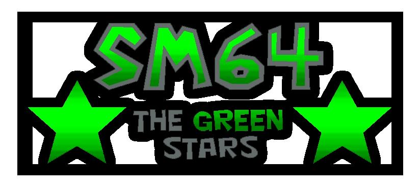 Super Mario 64 The Green Stars | Super Mario 64 Hacks Wiki