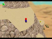 Perilous Cliffs Star 5