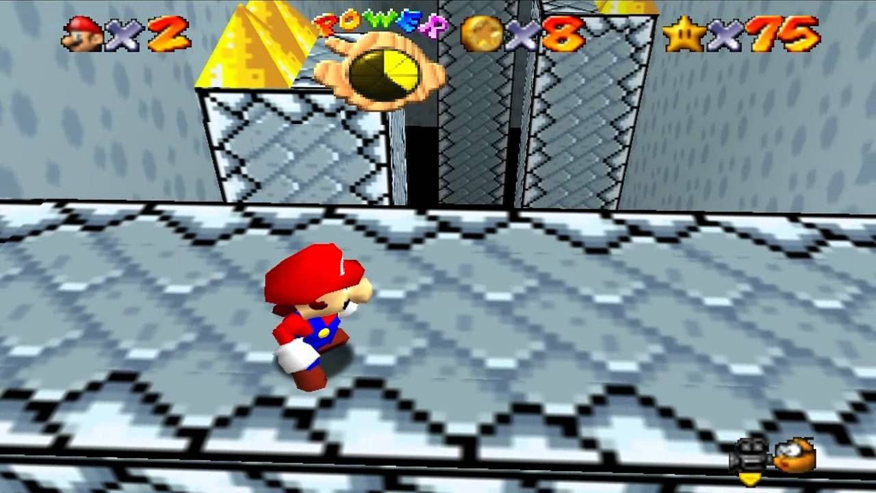 Retro Remix Castle | Super Mario 64 Hacks Wiki | FANDOM