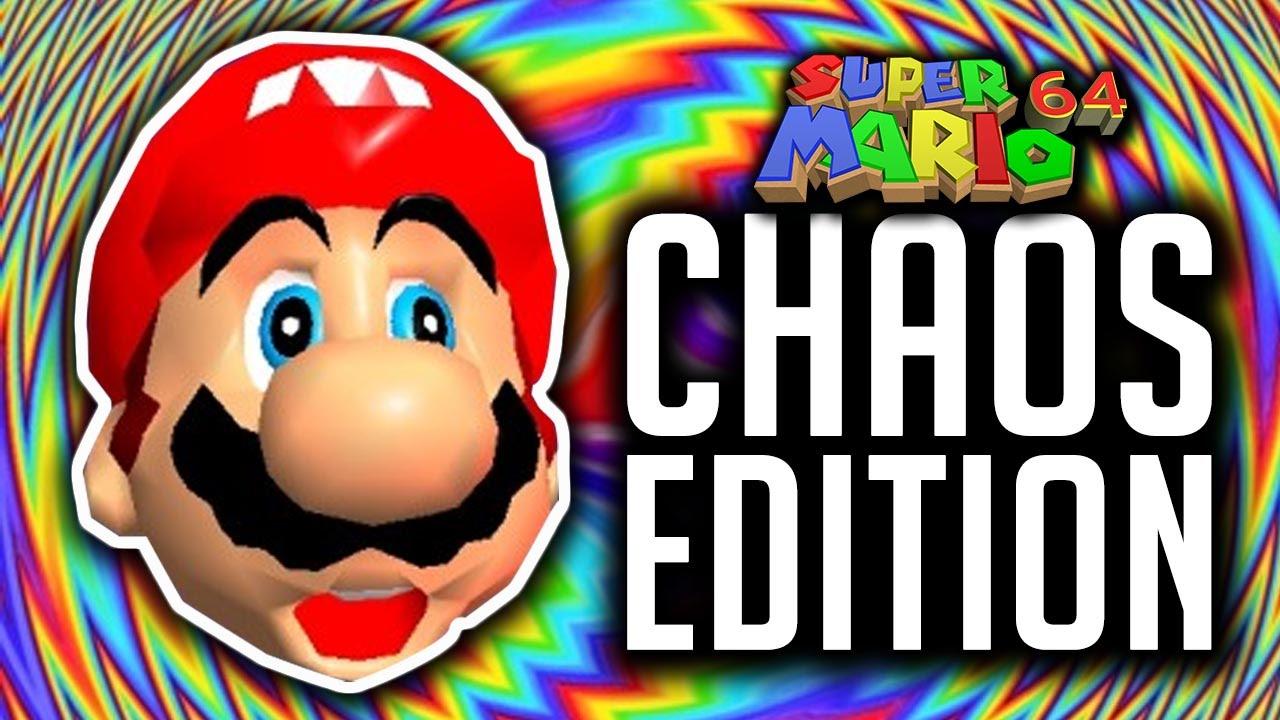 Super Mario 64 Chaos Edition | Super Mario 64 Hacks Wiki