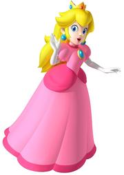 Peach Mario Party 8