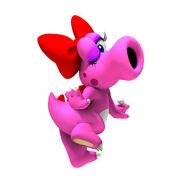 Birdo Mario Party 8
