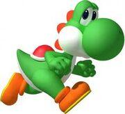 Yoshi Mario Party 8