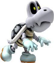 Dry Bones Mario Party 8