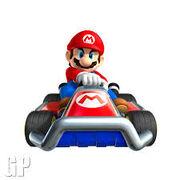Mario Kart 7 Mario