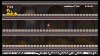 World 2 Castle New Super Mario Bros Wii Mario And Sonic Wiki