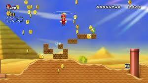 World 2 4 New Super Mario Bros Wii Mario And Sonic Wiki Fandom