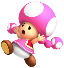 Image Mario Party Ds Toadette Png Mario And Sonic Wiki