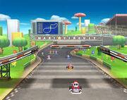 Mario circuit brawl