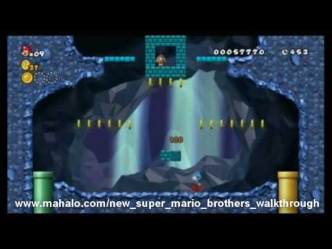 World 1-2 (New Super Mario Bros  Wii) | Mario and sonic Wiki