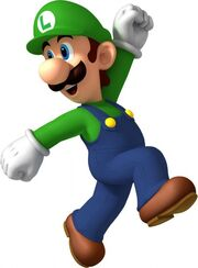 Luigi Mario Party 8