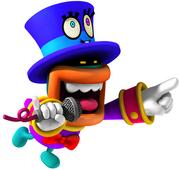 MC Ballyhoo and Top Hat