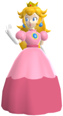 Super Mario Brothers - Princess Peach
