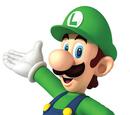 Luigi and the Water of Doom: the Great Ocean Adventure!