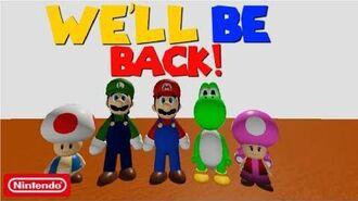 Super Mario Escape From Bowser Island Production Hiatus