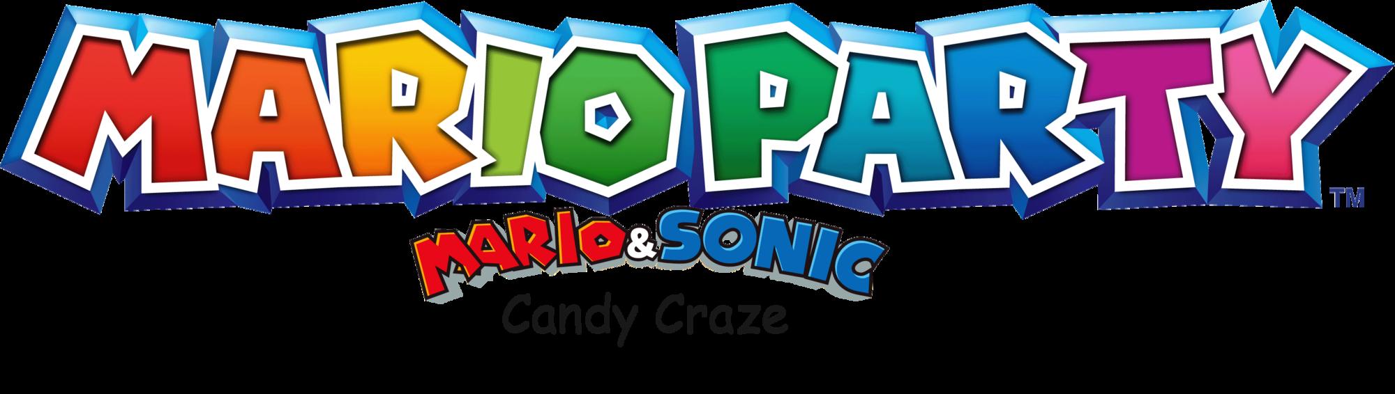mario party mario amp sonic candy craze super mario fanon