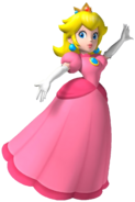 Super Mario Brothers - Princess Peach-0