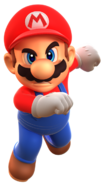 Mario forces 3d render transparent by alsyouri2001-dbust81