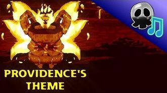 """Unholy Insurgency"" - Theme of Providence, The Profaned God"