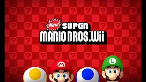 New Super Mario Bros. Wii Underground Theme