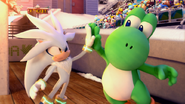 Yoshi And Silver