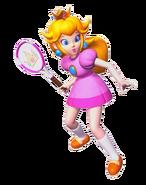 Peach Tennis 64