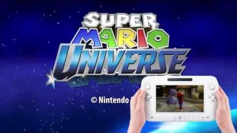 Super Mario 3D Universe