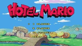 If Charles Martinet and Scott Burns voiced for Hotel Mario