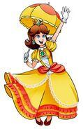 Daisy Parasol