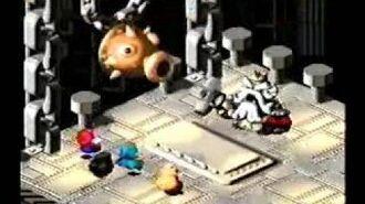 Super Mario RPG Final Boss Battle- Smithy battle