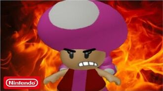 Super Mario Escape From Bowser Island Angry Toadette Gallery