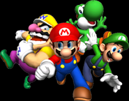 Mario & Friends