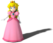 Princess peach by theadorableoshawott-db7n1h3